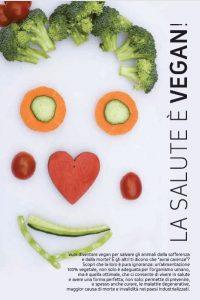 la salute è vegan